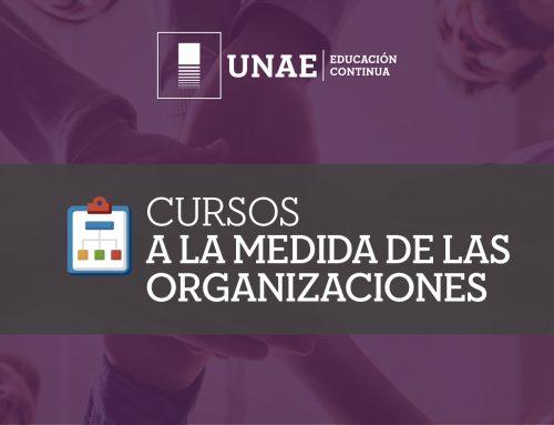 Cursos a la medida de organizaciones