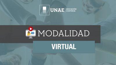 Cursos en Modalidad Virtual