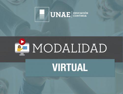 Modalidad Virtual