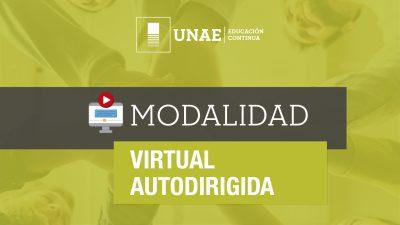 Cursos en Modalidad Virtual Autodirigida