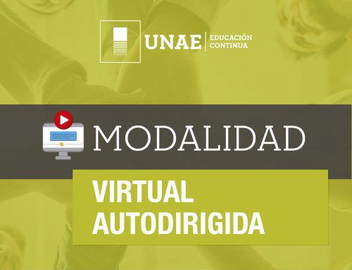 Modalidad Virtual Autodirigida