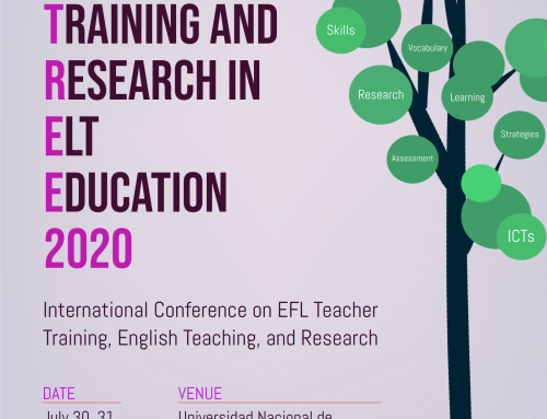 Teaching, training and research in elt education 2020