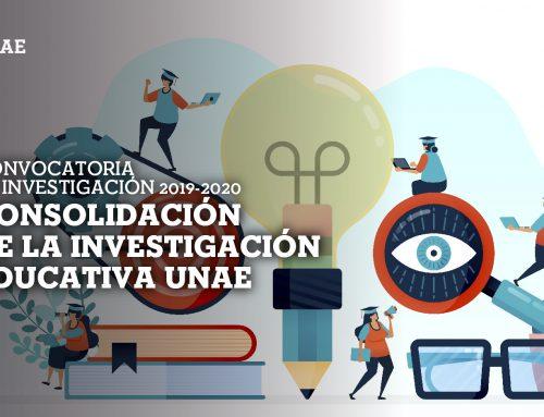 Convocatoria de Proyectos de Investigación 2019-2020