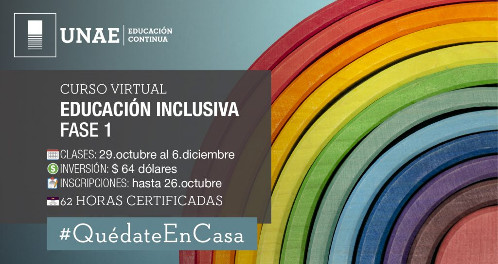 Curso Virtual Educación Inclusiva Fase I