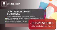 Curso Semipresencial Didáctica de la Lengua y Literatura