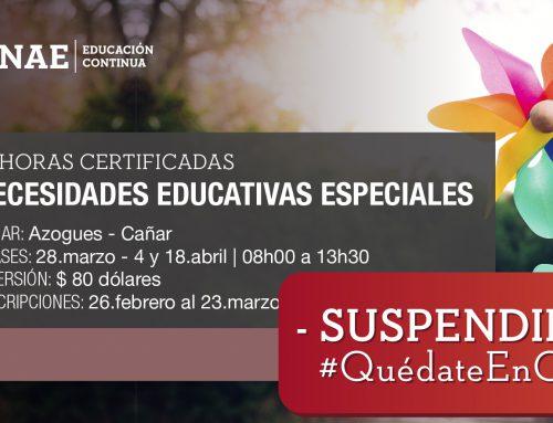 Necesidades Educativas Especiales: estrategias de intervención innovadoras