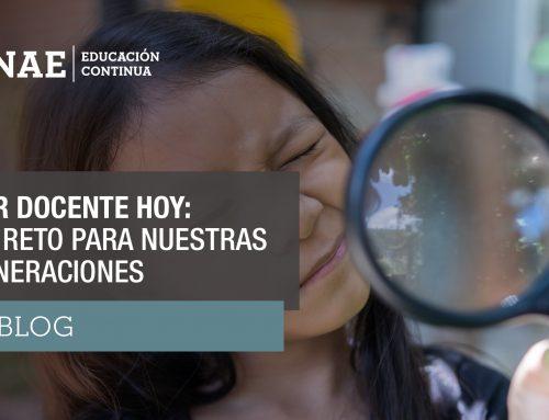 Ser docente hoy: un reto para nuestras generaciones