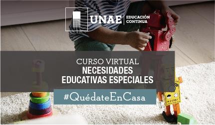 Curso Virtual Necesidades Educativas Especiales: estrategias de intervención innovadoras