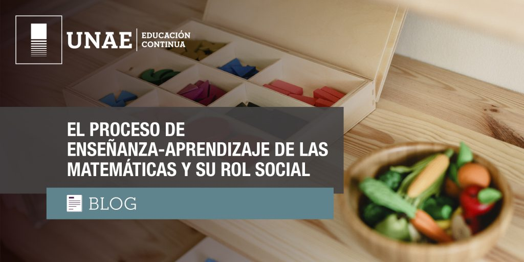 El proceso de enseñanza-aprendizaje de las matemáticas y su rol social