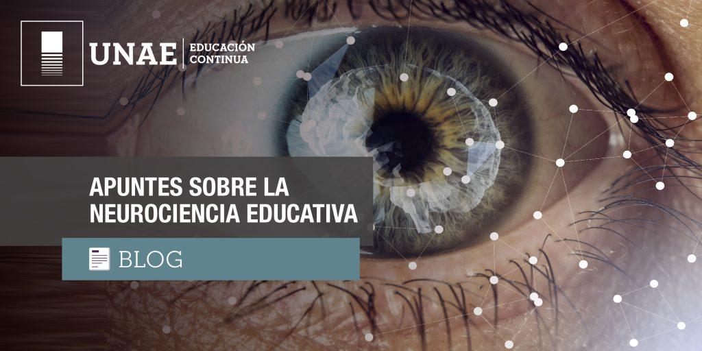 Apuntes sobre la neurociencia educativa