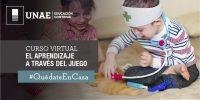 Curso virtual: El aprendizaje a través del juego