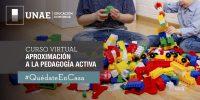 Curso virtual: Aproximación a la Pedagogía Activa