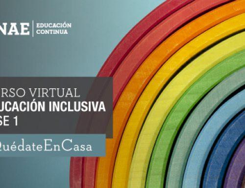 Educación Inclusiva – Fase 1