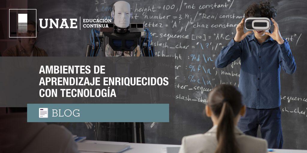 Apuntes de Aprendizaje enriquecido con Tecnología