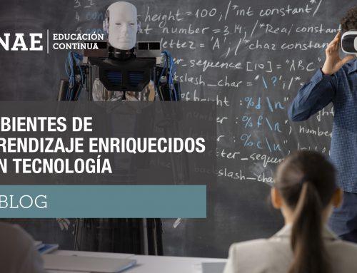 Ambientes de Aprendizaje enriquecidos con Tecnología