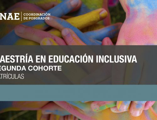 Matrículas Programa de Maestría en Educación Inclusiva II cohorte